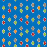 Colorful background of diamonds, seamless pattern
