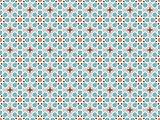 Vector arabic pattern