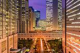 Shinjuku Cityscape