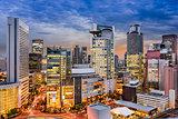 Osaka Cityscape