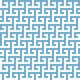 geometrical greek pattern