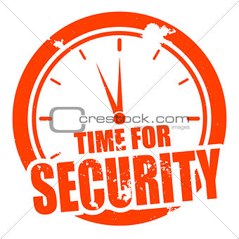 Time for Security