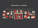 Discounts and bonuses