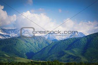 Carpathians Mountains, Romania