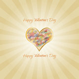 Greeting Card Happy Valentine s Day