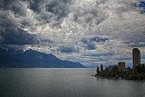 The amazing Lake Geneva in the summer