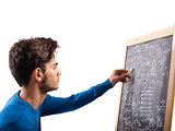 Study on blackboard