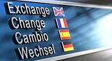 Cambio, change, exchange, Wechsel