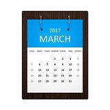 Calendar Planning 2017