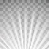 Blurred Sun Rays.