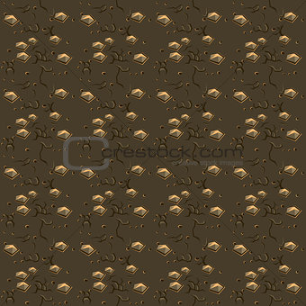 Gray Stone and Soil Texture, Vector Background
