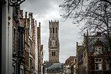 Bruges Belfry, Belgium.
