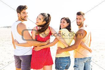 A summer between friends