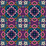 ethnic abstract indian pattern