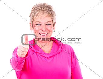 fit woman