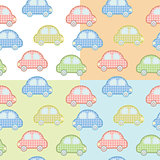 car pattern for kids