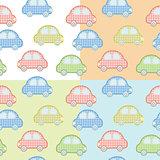 car pattern for kids