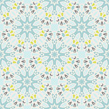 seamless vintage luxury  pattern for fabric