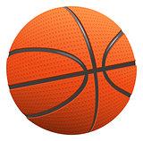 Basketball. Ball for basketball