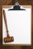Legal Message Board