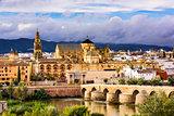 Cordoba Spain Mosque