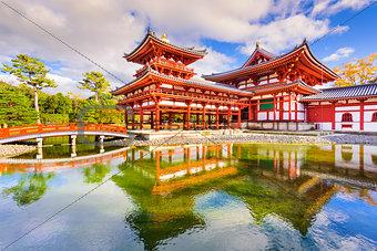 Byodoin Temple in Japan