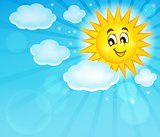 Happy sun topic image 2