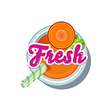 Carrot Fresh. Vector Illustration