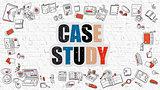 Case Study in Multicolor. Doodle Design.