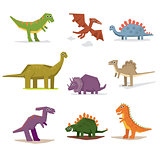 Dinosaurs and prehistoric period