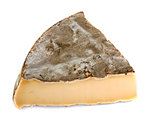 portion of Saint-Nectaire cheese