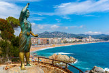 Lloret de Mar on the Costa Brava, Catalunya, Spain