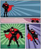 Superhero Banners 4