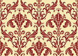 Vintage background. Seamless pattern ornament