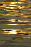 Water Texture Sunset or Sunrise