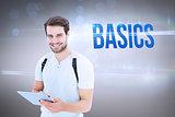 Basics against grey vignette