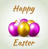 Decorative Easter background