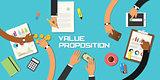 value proposition concept team work business