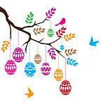 Easter Branch Vector