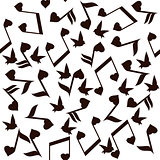 Musical Notes Hearts