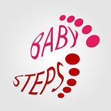 Baby shower graphic- arrival of new member