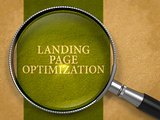 Landing Page Optimization through Magnifying Glass.