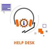vector - help desk