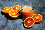 juice of bloody oranges