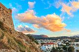 Port  fortress Rethymno