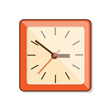 isolated clock concept