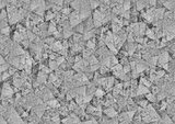 Silver grey abstract texture vector background