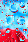 Red And Blue Drops