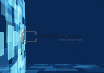 Abstract Squared Background