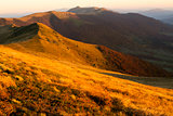 East Beskids. Carpathians Mountains